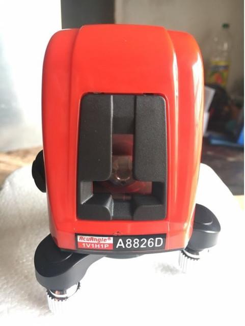 Огляд бюджетного, але якісного, лазерного рівня ◄ AcuAngle A8826D ► , ◄Aculine AK 435 ►