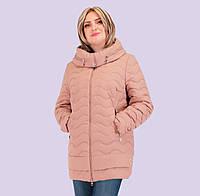 Женская демисезонная куртка. Модель 125. Размеры 50-58