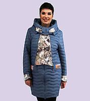 Женская демисезонная куртка. Модель 161. Размеры 50-60