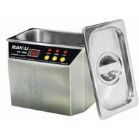 Ультразвуковая ванна Baku BK3550 Два режима работы (30W и 50W), металлический корпус, металлическая крышка