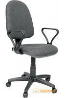 Кресло Примтекс плюс 'Prestige GTP' NEW C-38 Grey (239299)