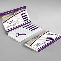 Набор керамических ножей Royalty Line 5 pcs (RL-C4P), Швейцария