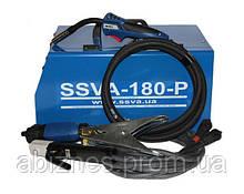 Полуавтомат инверторный SSVA-180-P TIG с осциллятором и MIG горелкой