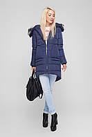 Зимняя куртка -26325-2, (Синий)