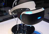 Sony PlayStation VR (Camera+VR Worlds) очки виртуальной реальности, фото 1
