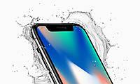 Мобильный телефон, смартфон Apple iPhone X, европейское качество