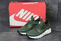 Кроссовки Nike Huarache (темно зеленые) кроссовки найк хуарачи nike 4740