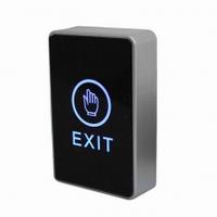Кнопка выхода сенсорная AN-C1, накладная - прямоугольная , элегантный дизайн