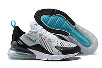 Мужские кроссовки Nike Air Max 270 Flyknit White, фото 1