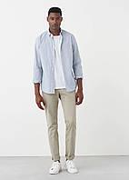 Рубашка MANGO MAN 594-52 Белый