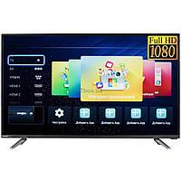 Телевизор Bravis LED-42E6000 Smart + T2 black
