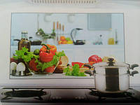 Водостойкая наклейка для кухни Гурман, антижировая 600мм*900мм