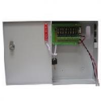 Импульсный блок бесперебойного питания PSU-5107 12V 5А, под АКБ 12V 7-9A, Metal Box