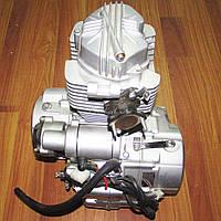 Двигатель для мотоцикла (200сс) ZG (с балансировочным валом)