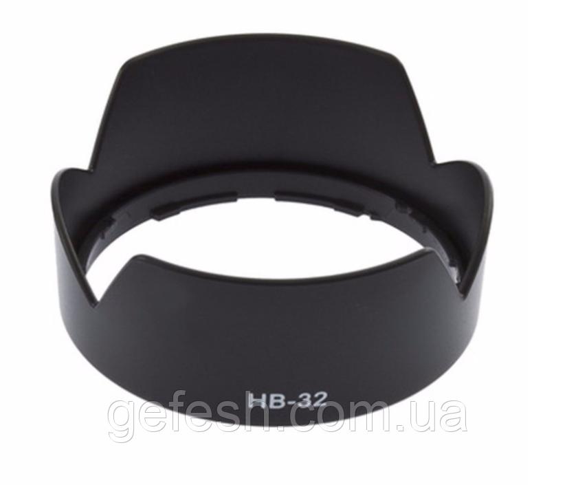 Бленда лепестковая HB-32 Nikon Никон Nikkor AF-S DX 18-70 18-105 135