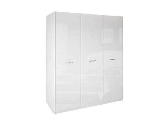 Шафа (шкаф) з ДСП/МДФ в спальню/вітальню/дитячу Імперія 3Д без дзеркала Миро-Марк