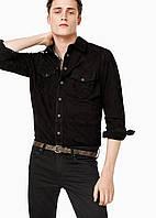 Рубашка MANGO MAN 502-50 Черный