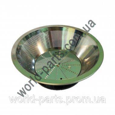 Нож - сито для насадки соковыжималки кухонного комбайна Gorenje 405479 - Мир Запчастей в Киеве