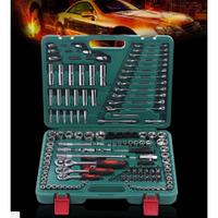 Комбинированный комплект автомобильных инструментов