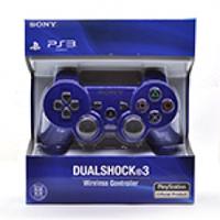 Геймпад беспроводной для PS3 SONY Wireless DUALSHOCK 3 (Blue), 3.7V, 500mAh