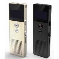 Диктофон Remax RP1, 5V, 260mAh, 30 часов записи, Black, Blister