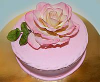"""Торт для женщин """"Роза"""", фото 1"""
