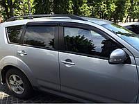 Дефлекторы окон Cobra Tuning Mitsubishi Outlander XL 2007-2012