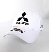 Автомобильная кепка с логотипом машин Mitsubishi - №3698