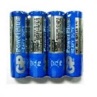 Батарейка солевая GP PowerPlus 24C-IS4, AAA, 4 шт. в вакуумной упаковке, цена за упаковку