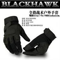 Тактические перчатки дышащие с защитными вставками BlackHawk Черный, фото 1