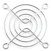 Решетка (гриль) для вентиляторов 60mm, Silver
