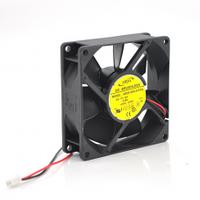 Кулер корпусной Merlion 8025 DC sleeve fan 2pin - 80*80*25мм, 1500об/мин