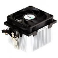 Кулер процессорный Am2 /Am3/FM1/FM2/ LGA 1150/1155/1156, 80-mm, 3-pin, Orange