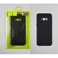 Hoco чехол силиконовый ультратонкий Fascination series protective case for Galaxy Note5 black