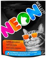 700426 Neon Litter Clump Orange Комкующийся кварцевый наполнитель, 1,8 кг