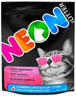 700419 Neon Litter Clump Pink Комкующийся кварцевый наполнитель, 1,8 кг
