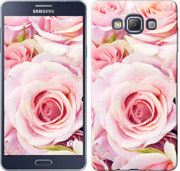 "Чехол на Samsung Galaxy A7 A700H Розы ""525c-117-328"""