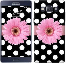 "Чехол на Samsung Galaxy A5 A500H Горошек 2 ""2147c-73-328"""
