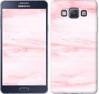 "Чехол на Samsung Galaxy A5 A500H розовый мрамор ""3860c-73-328"""