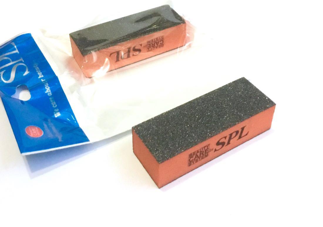 Блок многофункциональный для ногтей SPL SB-301, 80/120