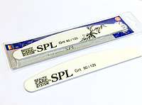 Пилочка для ногтей SPL WF-208, полумесяц 80/120