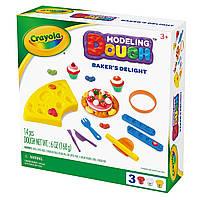 Crayola Тесто для лепки Пекари Modeling Dough Bakers Delight Kit 14 pieces