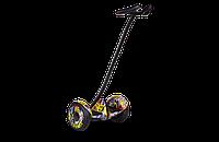 """Гироскутер Monorim M1Robot Ninebot mini 10,5"""" (Music Edition) - Hand Drive Hip-Hop yellow (Хип-Хоп Желтый), фото 1"""