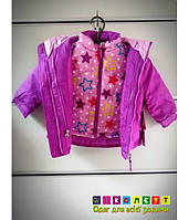 Куртка Зимняя HEALTHTEX Детская Система 3 в 1 Размер 12, 18 месяцев Оригинал