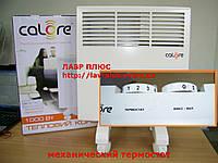 Конвектор электрический Calore МТ 1000SR 1000 Вт, механический термостат