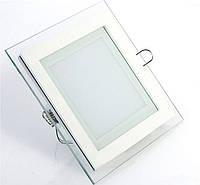 """Светодиодный светильник Multi 18W """"квадрат"""" Bellson"""