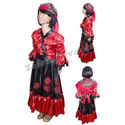 Цыганский костюм прокат
