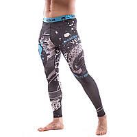 Компрессионные штаны — Леггинсы Venum Koi