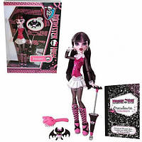 Monster High Draculaura Basic Дракулаура базовая с питомцем
