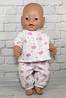 Піжамка сплюшка для ляльки Baby Born, фото 1